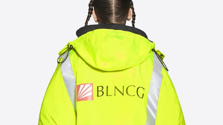 Balenciaga Is Selling A High-Vis Jacket For An Absolute Fortune