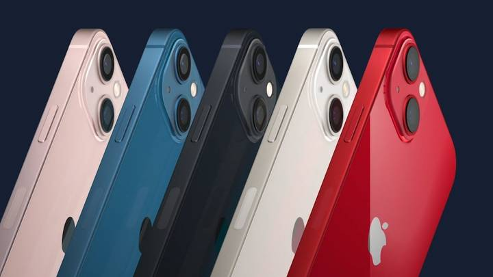 Apple Reveals The New iPhone 13
