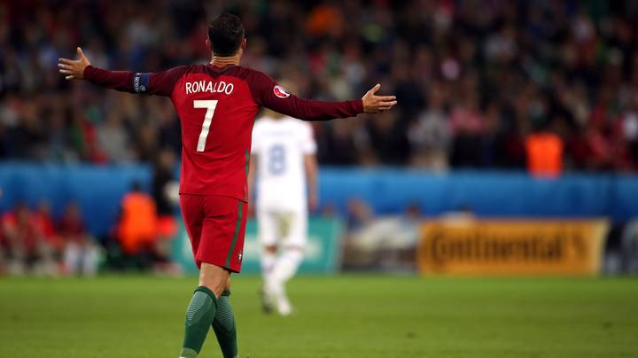 Ireland To Face Cristiano Ronaldo In 2022 World Cup Qualifiers