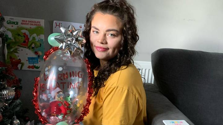 Mum Makes Her Own 'Quarantined' Elf On The Shelf Using A Condom