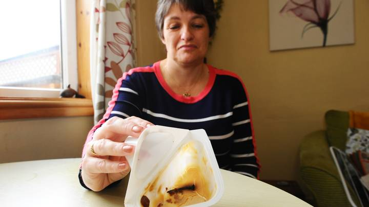 Woman 'Flabbergasted' After 'Finding Nail In Yoghurt'
