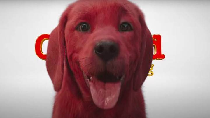 First Look At The Live-Action Clifford The Big Red Dog Movie