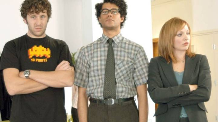 The IT Crowd Is The Funniest British Sitcom Ever, Claims A New Study