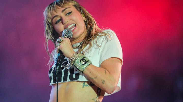 Miley Cyrus Says She Got Sober Out Of Fear Of Joining 'The 27 Club'