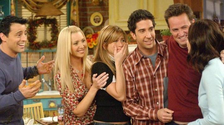 Watching Friends Can Help People With Anxiety, Psychologist Says