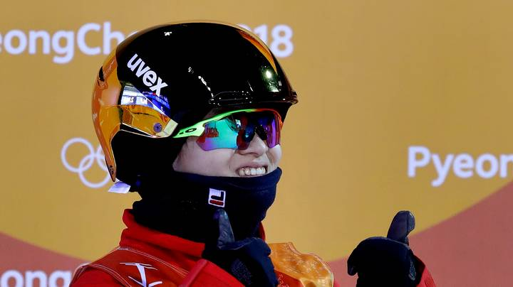Olympic Commentator Says All Chinese Skiers 'Look The Same'