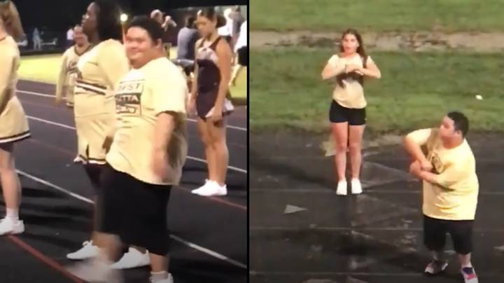 Teen With Down's Syndrome Banned From Cheerleading Team