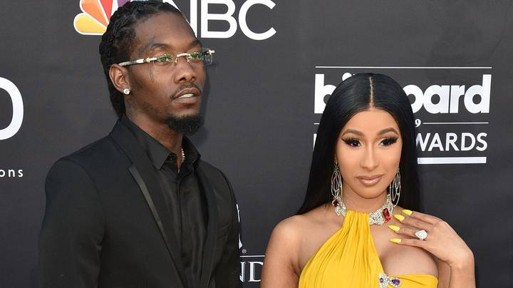 Rapper Cardi B Has Filed For Divorce From Offset