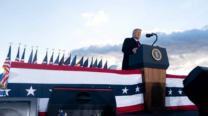 Donald Trump Being Considered Among Potential 2024 Candidates By Republican Party
