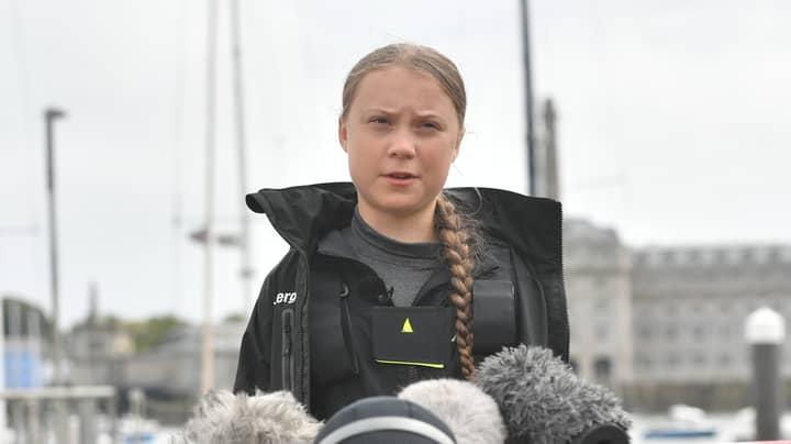 A Tree In Tasmania Has Been Named After Greta Thunberg