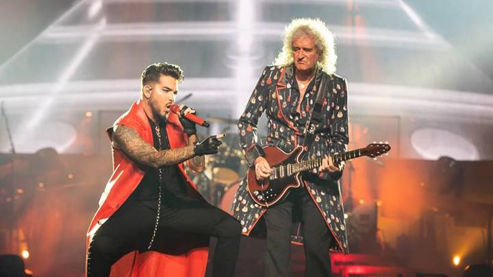 Queen To Perform With Adam Lambert At This Year's Oscar Ceremony