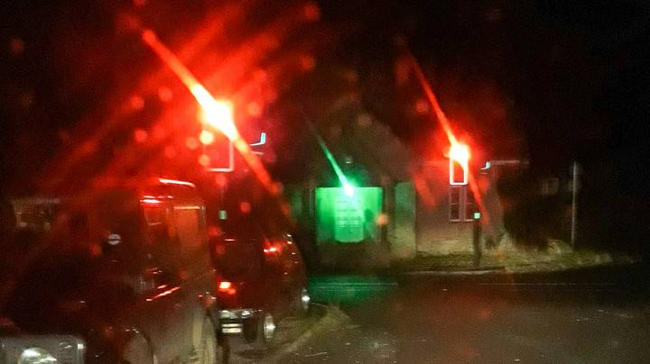 Man Fined After Setting Up Fake Green Light Outside His House