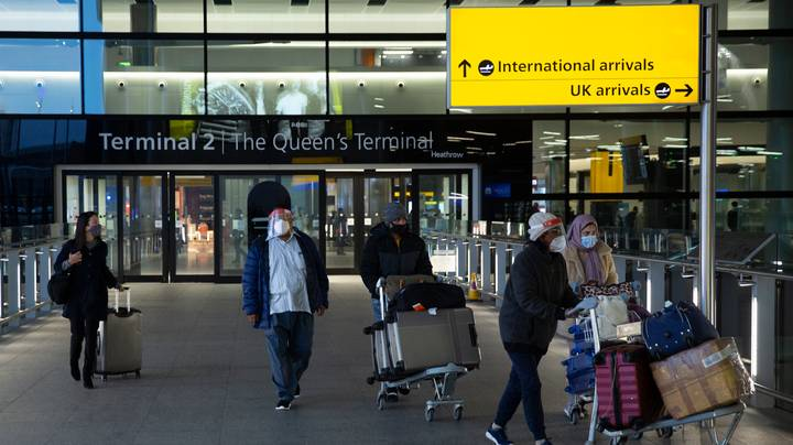 UK Introduces Quarantine Hotels For Travellers From High Risk Countries