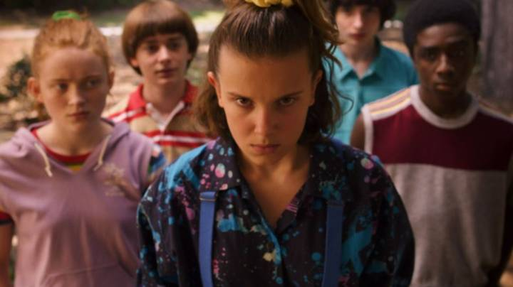 Stranger Things 4 Has Started Filming, 'Leaked' Set Pictures Suggest