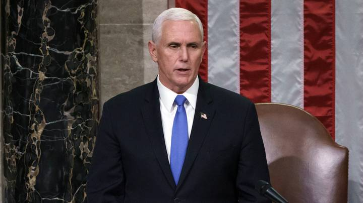 Mike Pence Won't Invoke The 25th Amendment To Get Rid Of Donald Trump