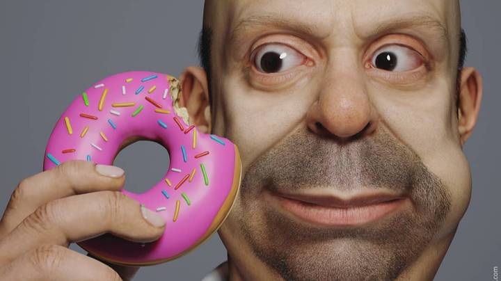 Artist Recreates Characters From The Simpsons As Real People