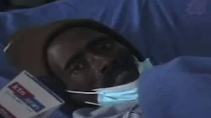 Man Presumed Dead Wakes Up And Screams As His Blood Is About To Be Drained