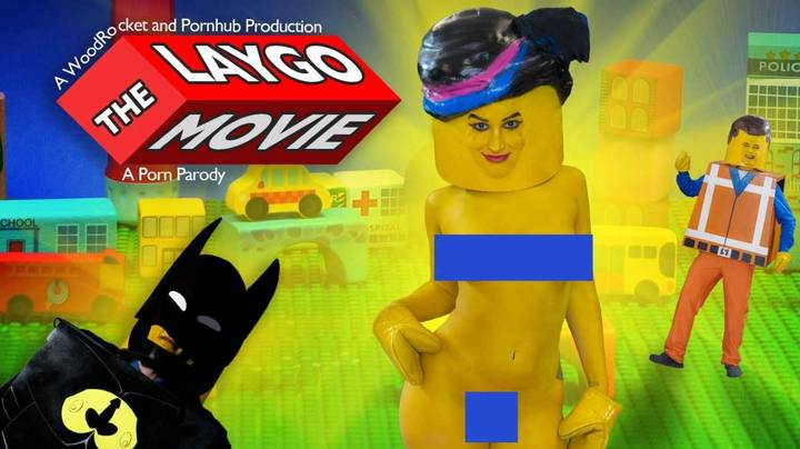 There Is A Parody Of The Lego Movie On Pornhub And It's Disturbing