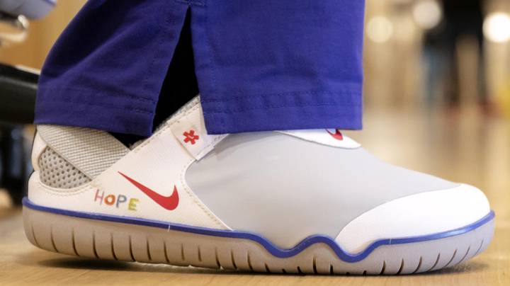 Nike Is Donating 32,000 Pairs Of Sneakers To Healthcare Workers In Europe And America