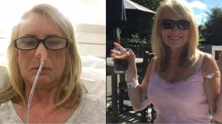 Mum Who Took Illegal Cannabis Oil To Battle Terminal Cancer Given The All-Clear