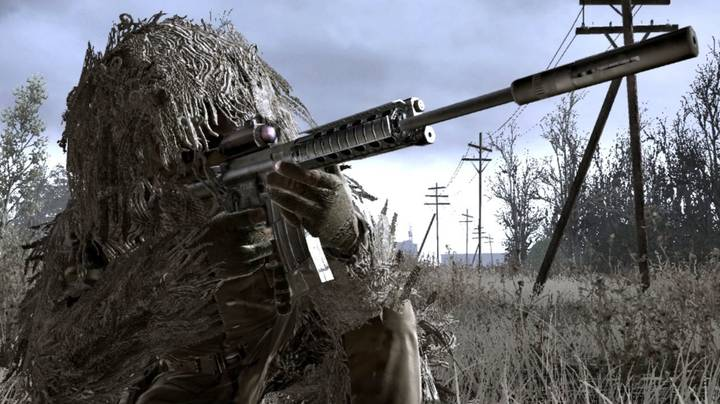 Fans Vote Chernobyl-Themed 'All Ghillied Up' Greatest CoD Mission Ever