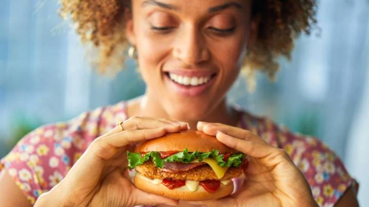 McDonald's Australia Is Trialing A Chicken Parmigiana Burger And Chicken Salt Fries