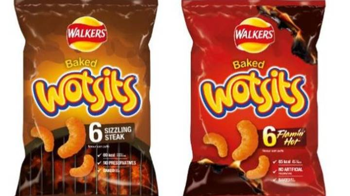 Walkers To Bring Back Two Iconic Flavours Of Wotsits After Fans' Plea