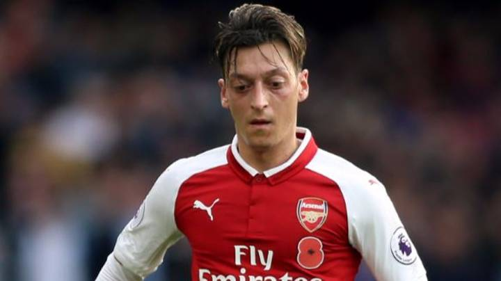 Arsene Wenger could lose Mesut Ozil from Arsenal to Manchester United Unless He Gets Jack Wilshere's No 10 shirt