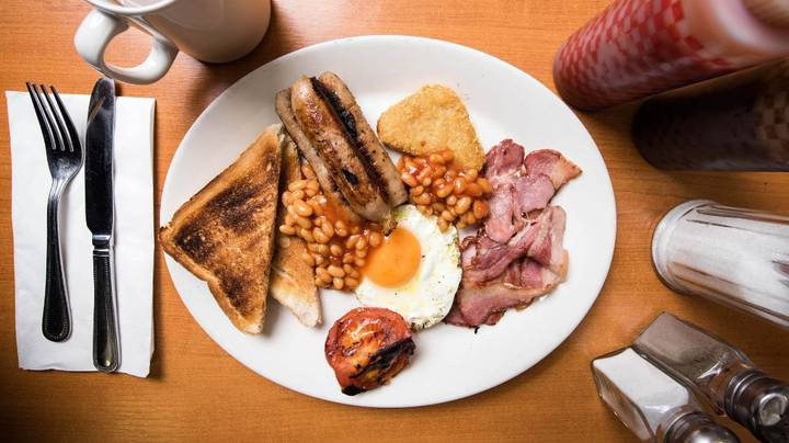 Greggs Trolls Us All With A Full English Bake