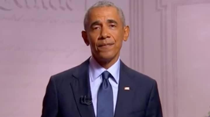 Barack Obama Slams Donald Trump's Time As US President During Brutal Speech