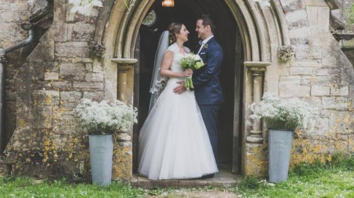 Church Of England Says Only Five People Can Attend Weddings Under Coronavirus Rules