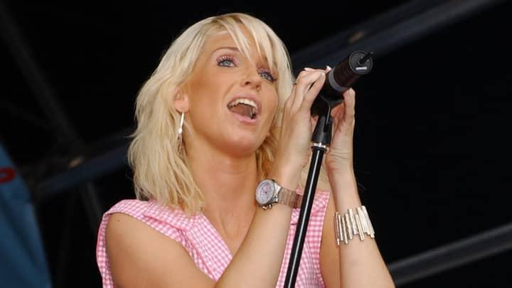 Sarah Harding Fans Remember Her 2002 Popstars Audition