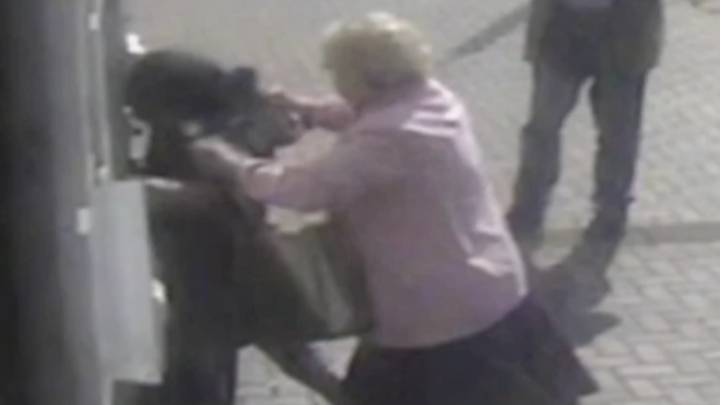 Fearless Pensioner Fights Off Thief Who Tried To Steal Her Bank Card