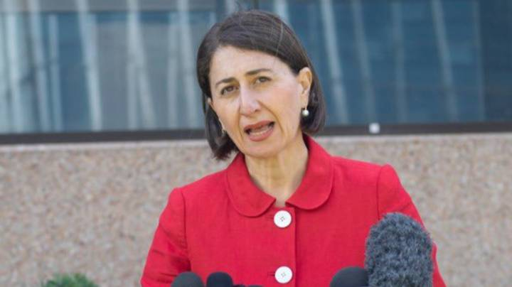 NSW Premier Slams States For Locking Out Sydney Residents Due To Covid-19 Outbreak