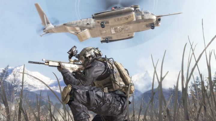 'Call Of Duty: Modern Warfare 2' Remastered Practically Confirmed By PEGI Rating