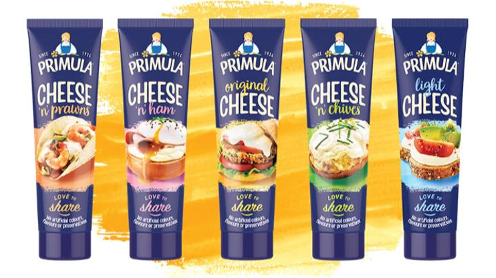 ​Supermarkets Urgently Recall Primula Cheese Products Over Contamination Fears