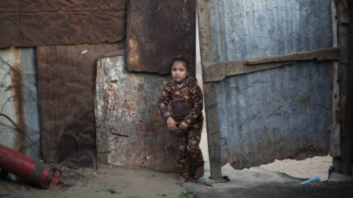 Half The World's Poor Live In Just Five Countries
