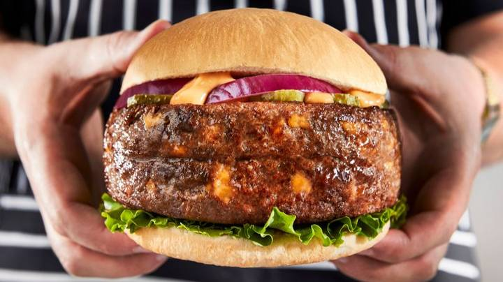 Iceland Is Selling The 'Big Daddy Burger' Ahead Of Father's Day