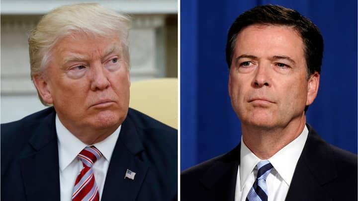 Former FBI Chief James Comey Reveals Concerns About Trump