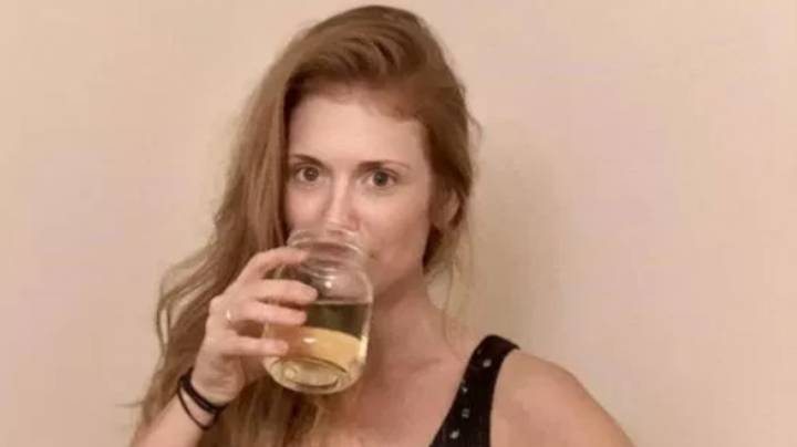 Woman Says Drinking Her Own Urine Every Day Keeps Her Healthy