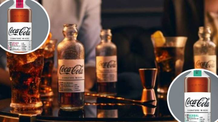 Coca-Cola Is Launching A Posh Coke That You Can Mix With Spirits