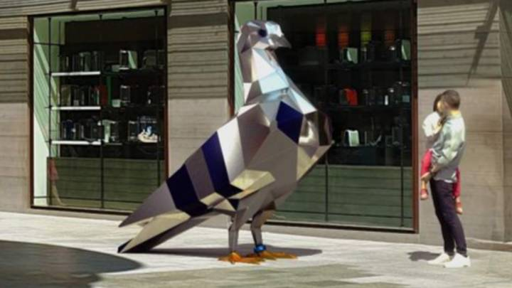Adelaide's Newest Sculpture Has Been Vandalised Just Hours After Being Erected