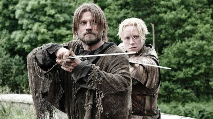 Jaime Lannister And Brienne's Wedding Was Teased In The Game Of Thrones Finale