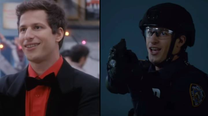 Somebody Combined Every Time Jake Peralta Says 'Cool' In 'Brooklyn Nine-Nine'