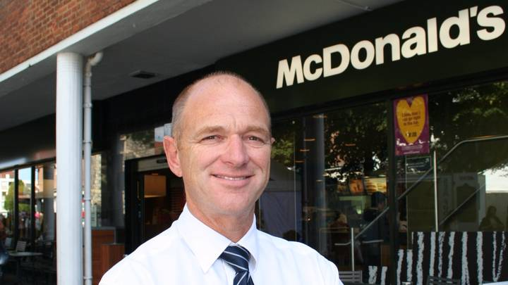 LAD Used To Clean Up Horse S**t Now He Owns More McDonald's Than Anyone In The UK