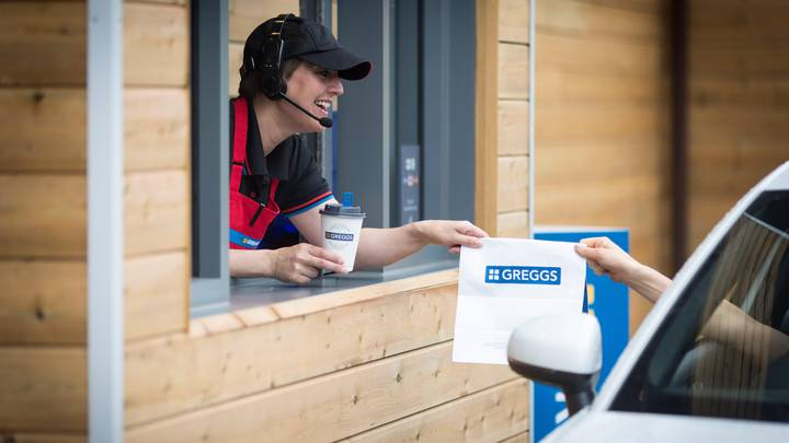 Greggs Plans To Open A Number Of New Drive-Thru Shops