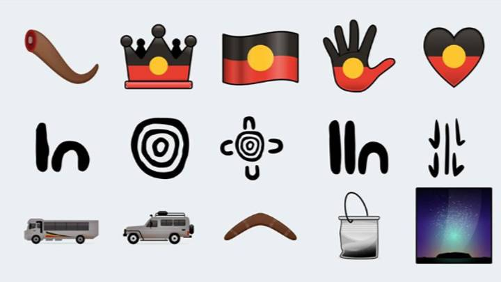Australians Are Copping A Set Of Indigenous Emojis