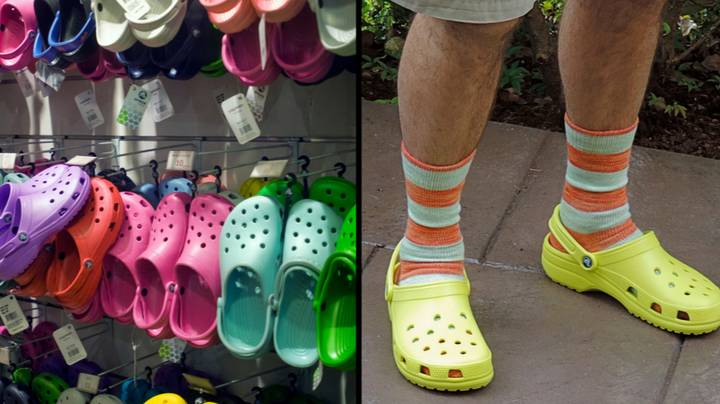 Crocs Is Closing Down All Of Its Factories
