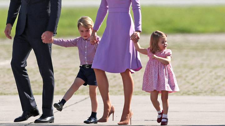 Prince George And Princess Charlotte Must Have An 'Unplugged Lifestyle' When It Comes to Their Toys