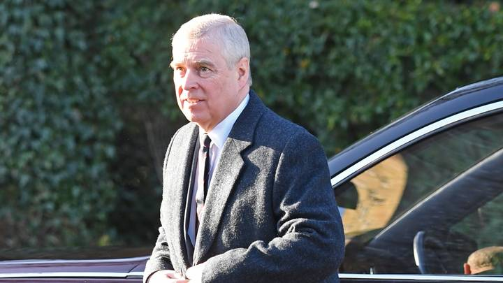 Prince Andrew's Lawyers Respond After He's Served Papers On Sexual Assault Case